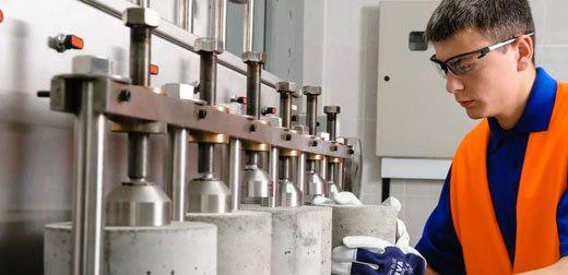 Лаборатория бетон уфа купить бетон в березе с доставкой